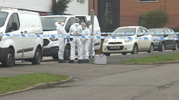 Duffield murder
