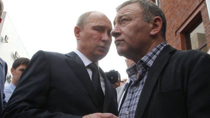 Putin y Rotenberg son amigos desde niños.