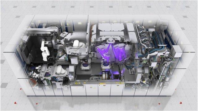 ASML machine