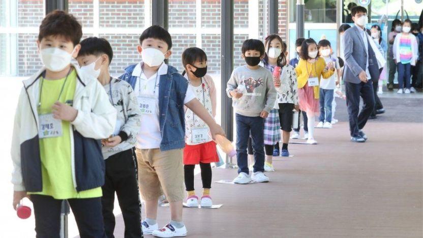 116341804 corea3 - La alarma en Corea del Sur, el país con la natalidad más baja del mundo, tras registrar por primera vez más muertes que nacimientos