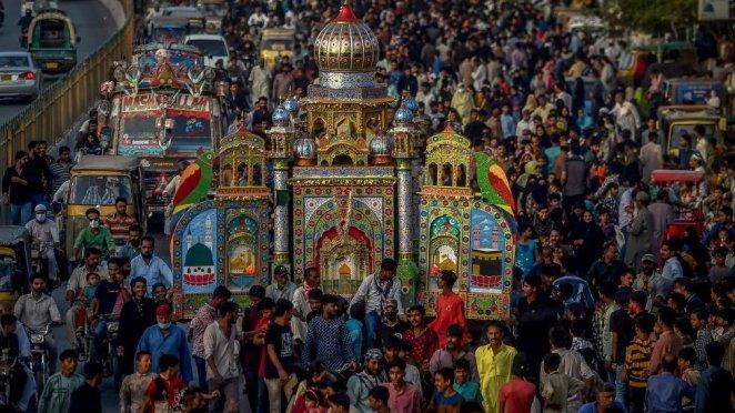 Pakistan'daki Müslümanlar