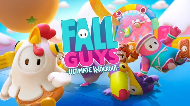 Fall Guys: Ultimate Knockout promotional picture