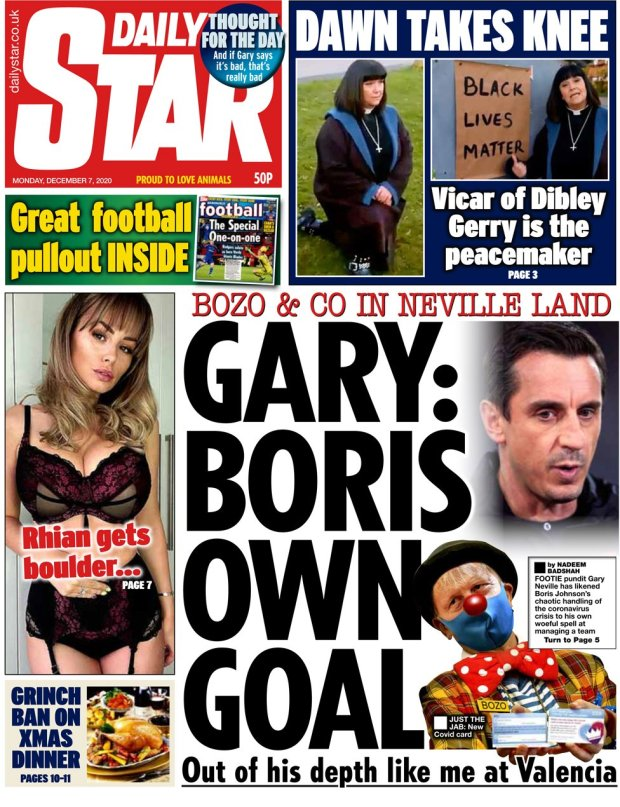 The Daily Star 7 December