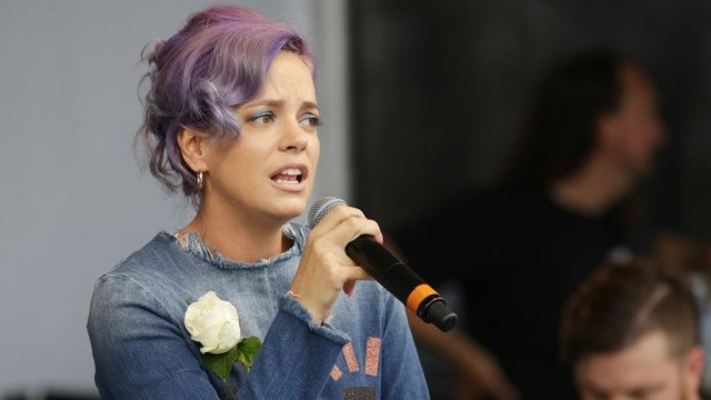 Lily Allen discloses sexual assault by record industry executive