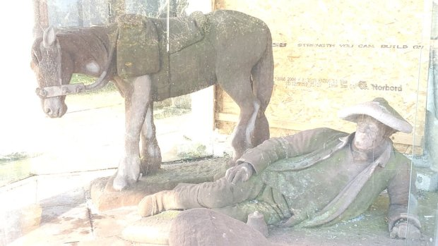 Old Mortality and his Pony