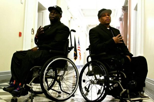 4 Wheel City at the White House