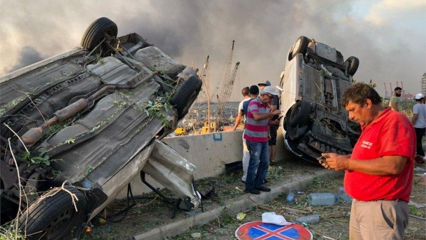 113811105 tv062779669 - Líbano: qué se sabe de las causas de la devastadora explosión en Beirut que dejó decenas de muertos y miles de heridos