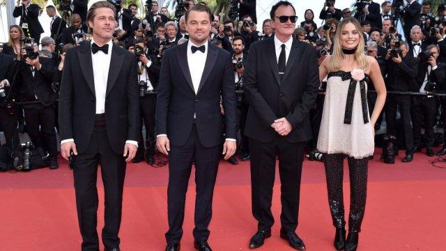 Quentin Tarantino's 'brilliant' Hollywood return
