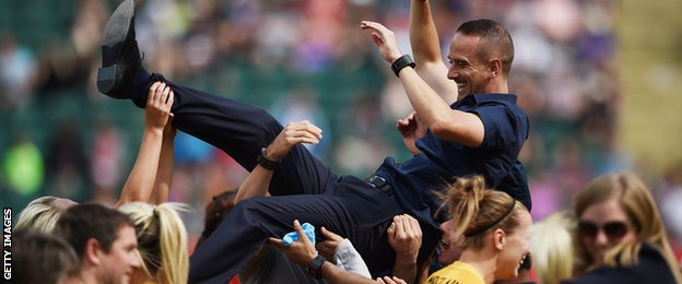 Mark Sampson
