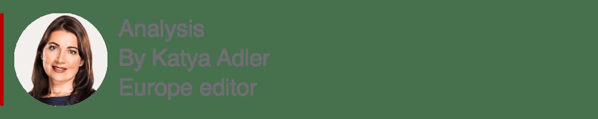 Analysis box by Katya Adler, Europe editor