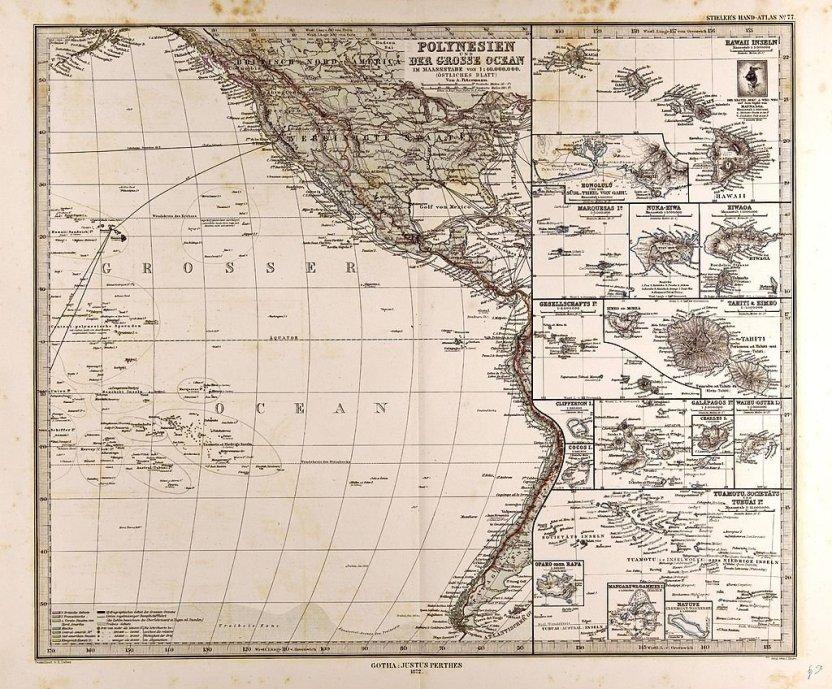 """113478045 gettyimages 183977662 - Las interrogantes del (todavía) misterioso """"contacto"""" que hicieron América y la Polinesia hace 800 años"""