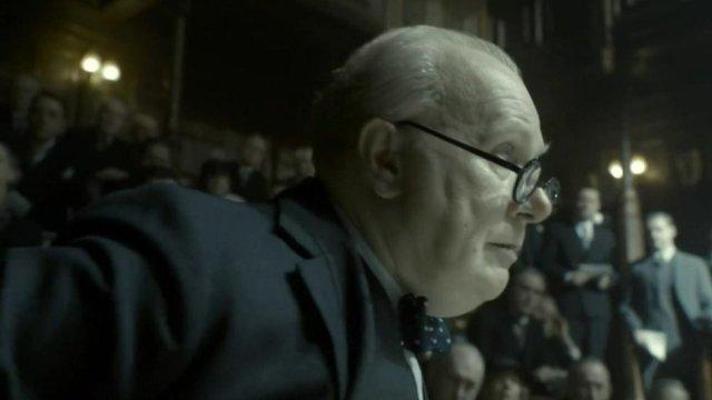 Gary Oldman on what it was like playing Winston Churchill