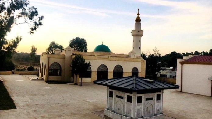 अल-नजशी मस्जिद
