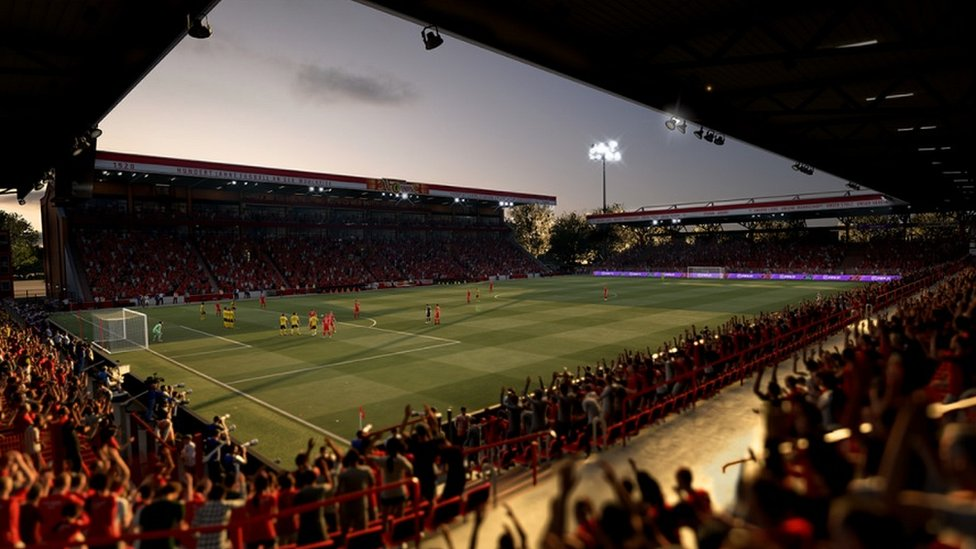 Union berlin take over hertha stadium for first ever european match in germany. Fifa 21: Leeds fans frustrated by Elland Road omission