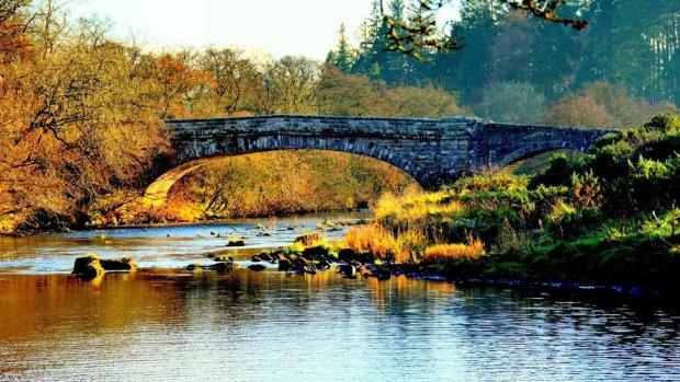 East Woodburn Bridge
