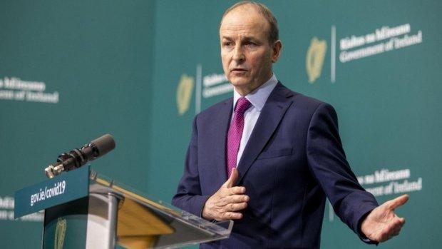Micheál Martin, Irish prime minister