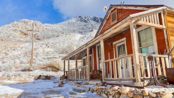 La casa de Robert Desmarais