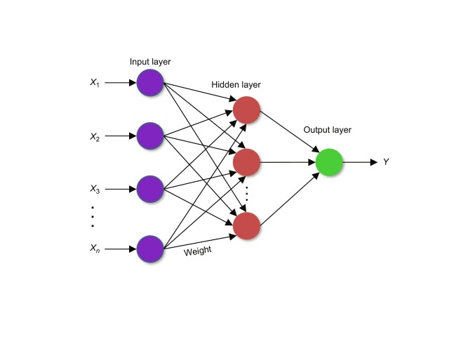 Multilayer perceptron
