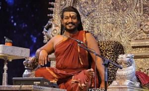 "Nithyananda bans travelers from India to ""Kailasa"", cites COVID-19 Surge"