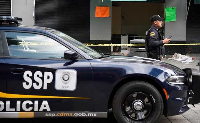 Man Throws Severed Head At Voting Station In Mexico Amid Elections