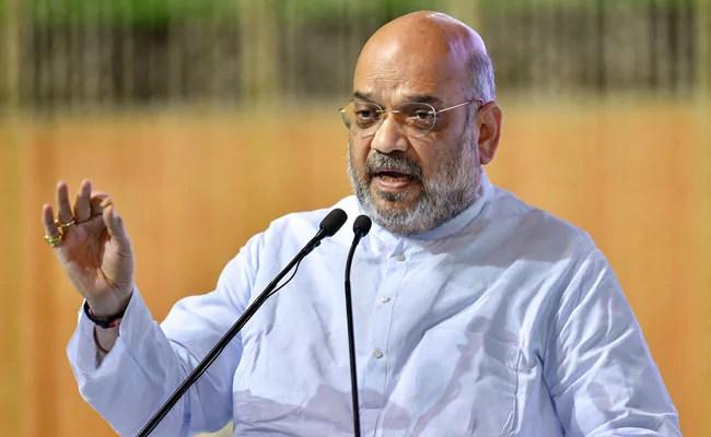 Will Strike Bangladeshi 'Termites' Off Voters' List, Says Amit Shah