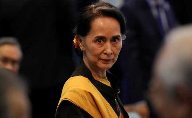 Myanmar Junta Hits Aung San Suu Kyi With Corruption Charges