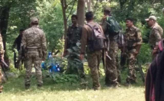 Commando Who Went Missing After Chhattisgarh Ambush Our Captive, Claims CPI (Maoist)