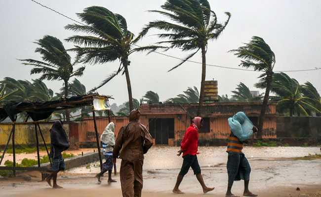 चक्रवात तौकता आज चक्रवाती तूफान में बदल सकता है