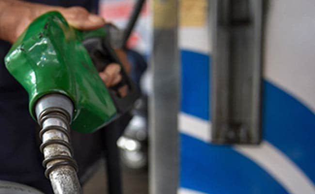 Petrol prices have breached Rs. 100 per litre mark for the second time this year.