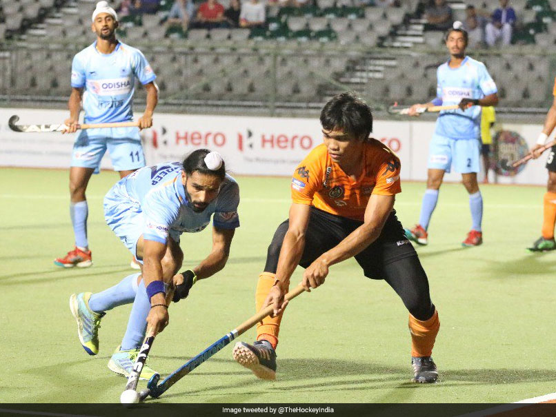 Malaysia Hold India At Asian Champions Trophy