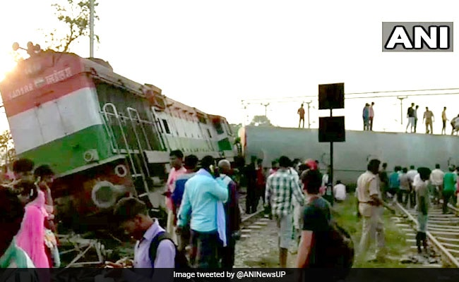 7 Dead, 30 Injured After Train Derails In Uttar Pradesh's Raebareli: Updates