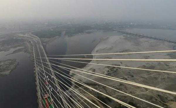 Delhi Signature Bridge Opens To Public. All About The ...