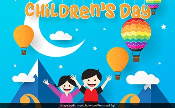 Children's Day 2018: Images, SMS, Whatsapp Status ...