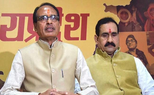 """मध्य प्रदेश के मुख्यमंत्री ने बंगाल के चुनावों में भाजपा के लिए """"शानदार"""" जीत की भविष्यवाणी की"""
