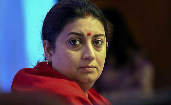 UP Professor Jailed For Obscene Facebook Post About Union Minister Smriti Irani: Report