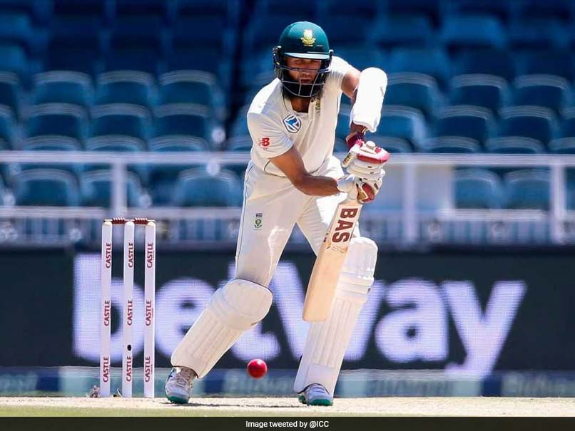 3rd Test: Hashim Amla, Quinton de Kock Stabilise South Africa After Early Blows On Day 2
