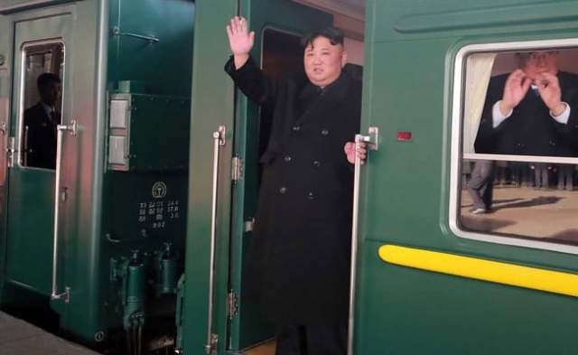 Kim Jong Un's Train Likely Spotted In Resort Town Amid Health Rumours: Report