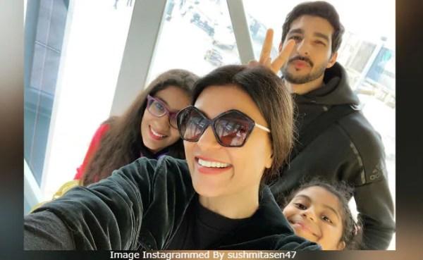 'Beautiful Family:' Priyanka Chopra Comments On Pic Of ...