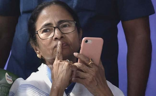 Mamata Banerjee Urged Trinamool Defector To Return In Leaked Call: BJP