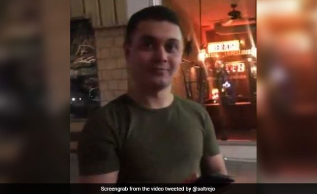 Are You Gay Though Us Man Records Alleged Assault Prompts Probe