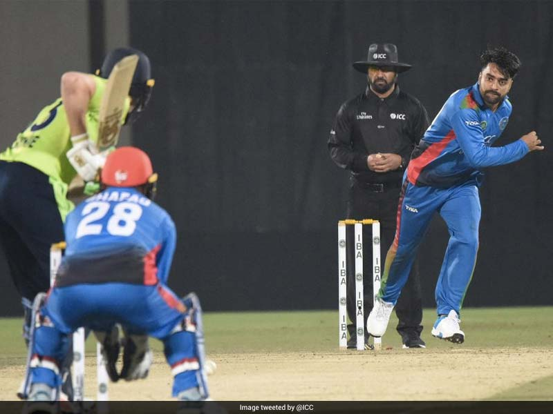 Highlights, AFG vs IRE 1st ODI, Afghanistan vs Ireland: Afghanistan Beat  Ireland By Five Wickets | Cricket News