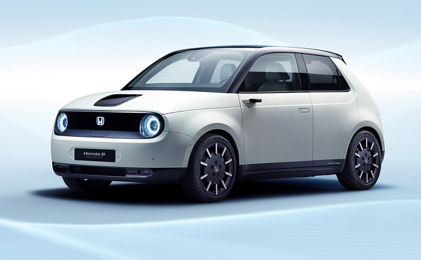The Honda e has a battery capacity roughly half that of the Model 3, driving just 280 km per charge