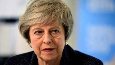 تيريزا ماي متهمة باللعب & # 039 ؛ دجاج & # 039؛ مع محادثات Brexit 1