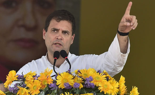 Rahul Gandhi To Hold First Rally In Bengal, NDA List Of Bihar Candidates Today: Updates
