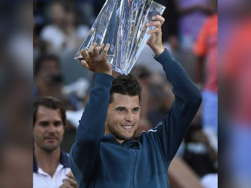 Dominic Thiem Rallies To Deny Roger Federer Sixth ATP Indian Wells Masters Title