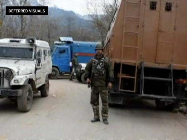 3 Security Personnel Injured, 4 Terrorists Killed In J&K's ...