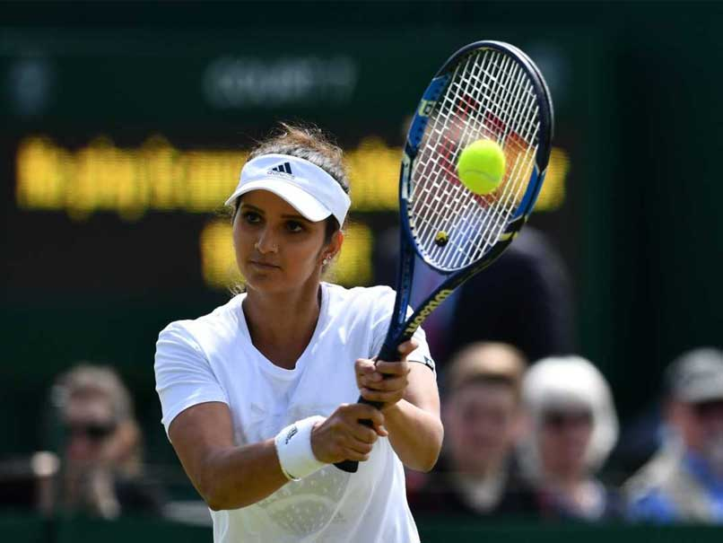 Watch: Sania Mirza Returns To Tennis Court For First Time After Having Baby, Fans Call Her Inspiration