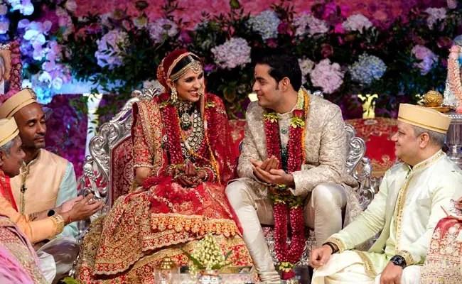 akash ambani, ambani wedding, akash and shloka wedding, maroon 5, akash ambani wedding,