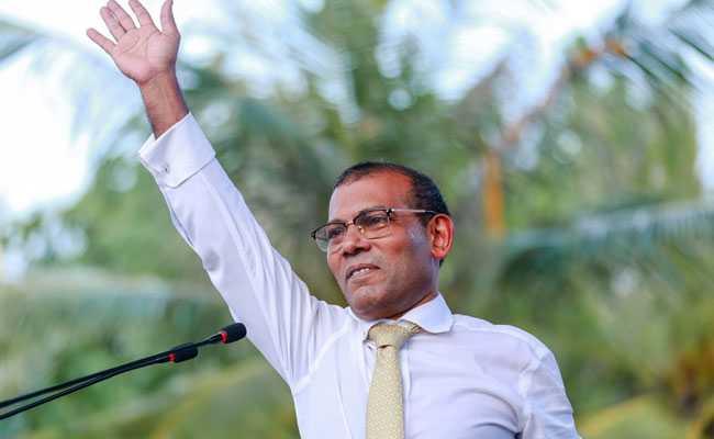 Maldives Former President 'Critical' After Blast: Hospital