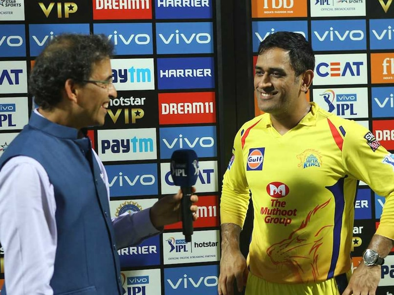 MS Dhoni Puts A Humorous Spin On CSK